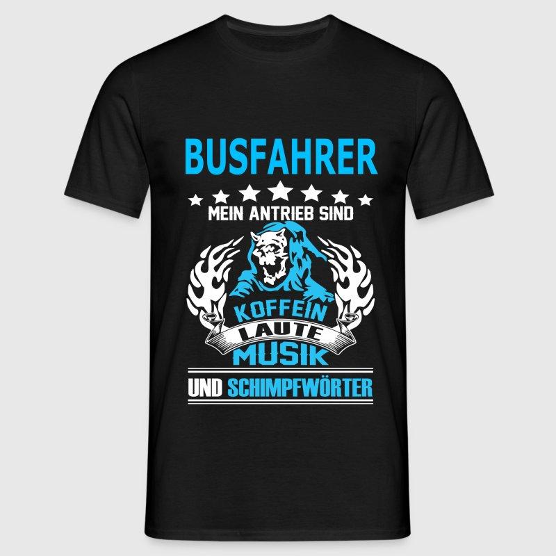 busfahrer T-Shirts - Männer T-Shirt