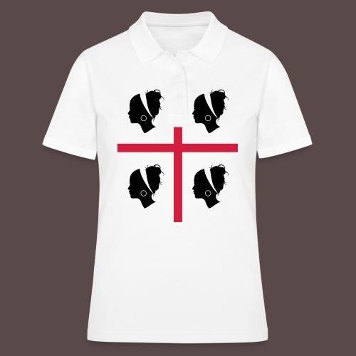 Sardegna, 4 more - Women's Polo Shirt