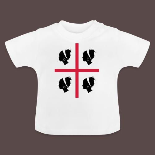 Sardegna, 4 more - Maglietta per neonato