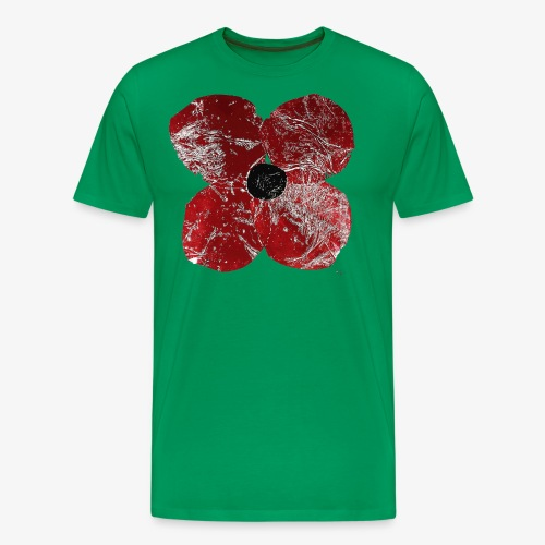 Klatschmohn 1 - Männer Premium T-Shirt