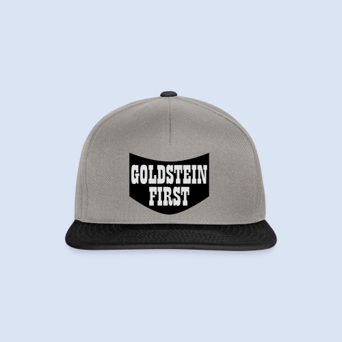 GOLDSTEIN FIRST - Bembeltown Shirt Frankfurt - Snapback Cap