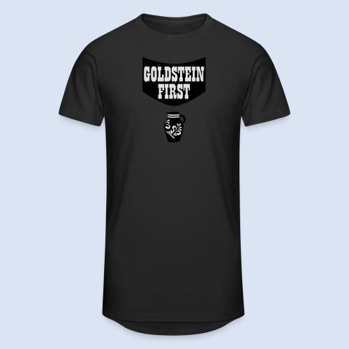 GOLDSTEIN FIRST - Bembeltown Shirt Frankfurt - Männer Urban Longshirt