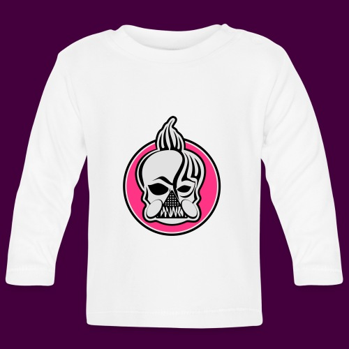 Aromapunk Osttirol Logo - Baby Langarmshirt