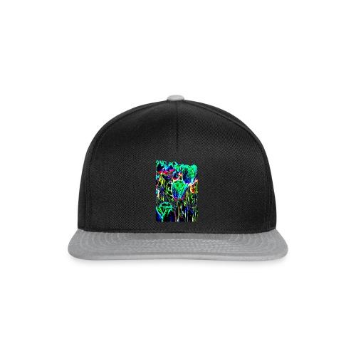 Tulpen - multicolor-3 - Snapback Cap