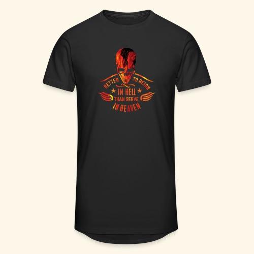 Reign in Hell T-Shirts - Männer Urban Longshirt