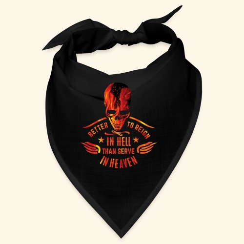 Reign in Hell T-Shirts - Bandana