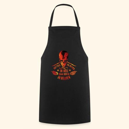 Reign in Hell T-Shirts - Kochschürze