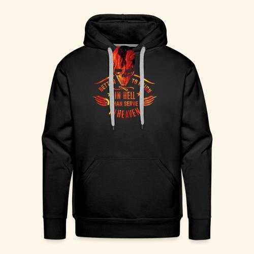 Reign in Hell T-Shirts - Männer Premium Hoodie