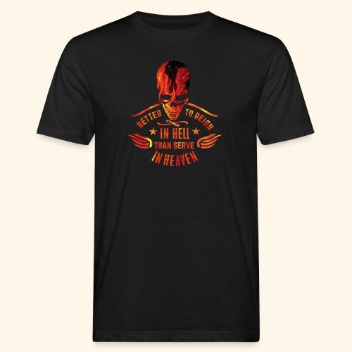 Reign in Hell T-Shirts - Männer Bio-T-Shirt