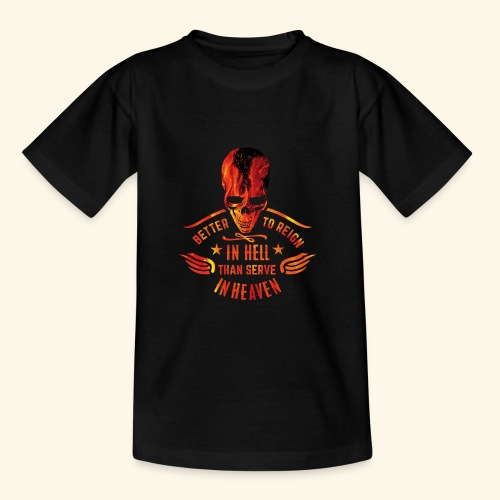 Reign in Hell T-Shirts - Kinder T-Shirt