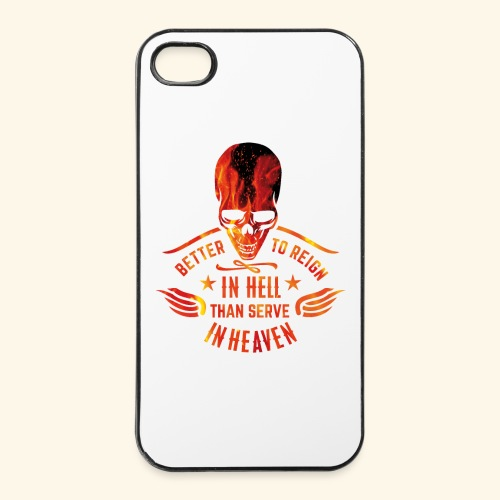 Reign in Hell T-Shirts - iPhone 4/4s Hard Case