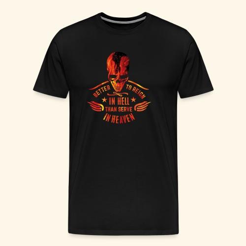 Reign in Hell T-Shirts - Männer Premium T-Shirt