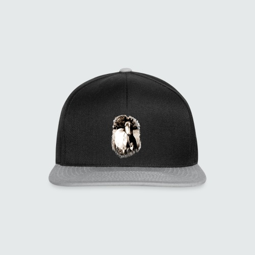 M-143 - QH Vintage - Snapback Cap