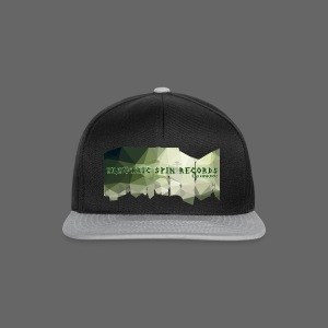 Electric Spin - Snapback Cap
