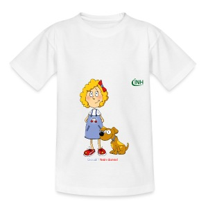Bio-Kindershirt Susannchen&Bello - Teenager T-Shirt