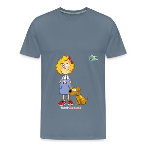 Bio-Kindershirt Susannchen&Bello - Männer Premium T-Shirt