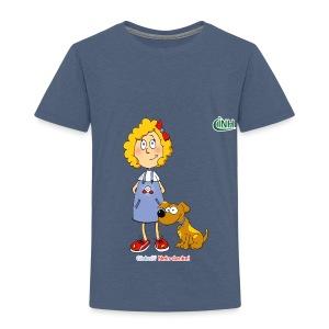 Bio-Kindershirt Susannchen&Bello - Kinder Premium T-Shirt