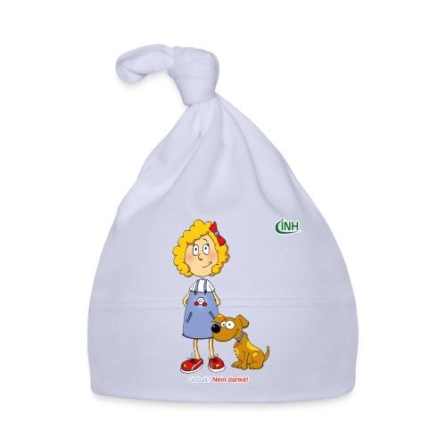 Bio-Kindershirt Susannchen&Bello - Baby Mütze