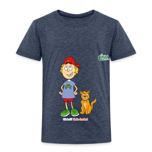 Bio-Kindershirt Max&Hannibal - Kinder Premium T-Shirt
