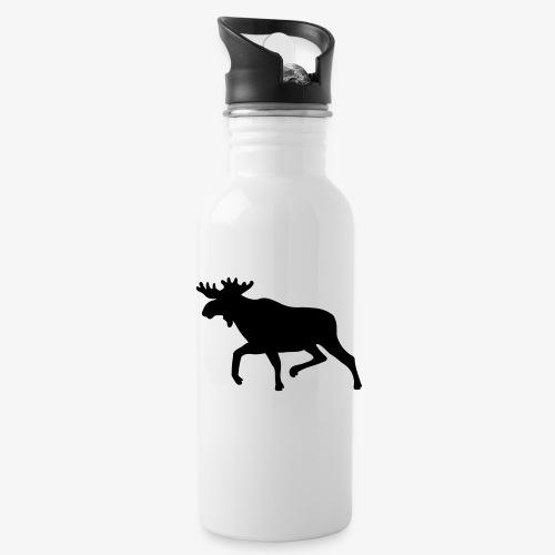 Elch Caps & Mützen - Trinkflasche