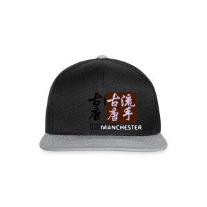 Manchester Breathable Shirt - Snapback Cap