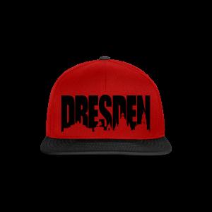 Dresden Skylineschatten Shirt - Snapback Cap