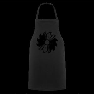 Kreissägenblatt Shirt - Kochschürze