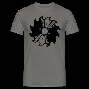 Kreissägenblatt Shirt - Männer T-Shirt