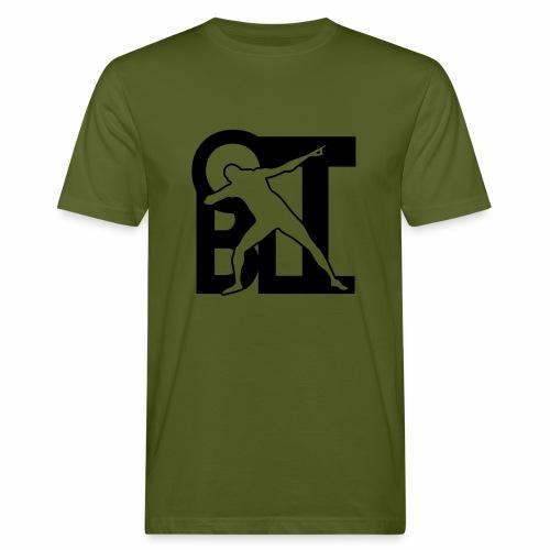 Blitz und Sieg - Männer Bio-T-Shirt