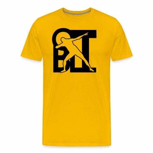 Blitz und Sieg - Männer Premium T-Shirt