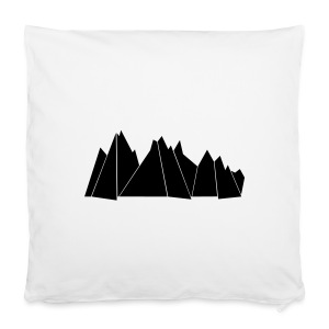 Tasse MOUNTAINS - Kissenbezug 40 x 40 cm