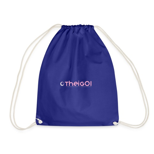 Theig01 Baseball-keps - Drawstring Bag