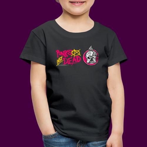 Aromapunk Osttirol Logo - Kinder Premium T-Shirt