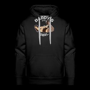 Daddy's Girl - Sweat-shirt à capuche Premium pour hommes