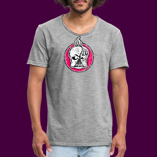 Aromapunk Osttirol - Männer Vintage T-Shirt