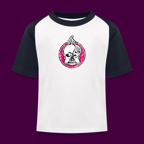 Aromapunk Osttirol - Kinder Baseball T-Shirt