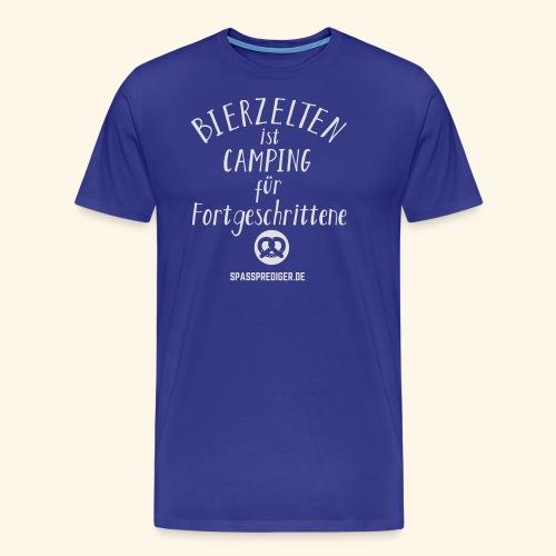 Bierzelten - das Original - Männer Premium T-Shirt