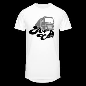 Asphalt Cowboy Shirt - Männer Urban Longshirt