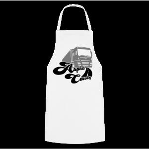 Asphalt Cowboy Shirt - Kochschürze