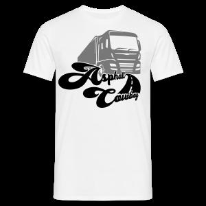 Asphalt Cowboy Shirt - Männer T-Shirt