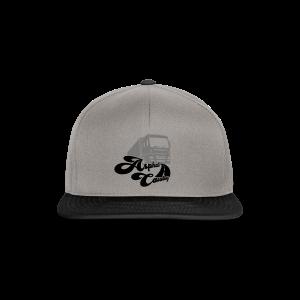 Asphalt Cowboy Shirt - Snapback Cap
