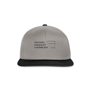 DHH men's green - Snapback Cap