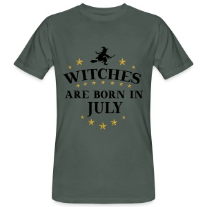 Witches July Poloshirts - Männer Bio-T-Shirt