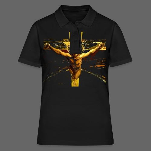 FAGGOT JESUS - Women's Polo Shirt