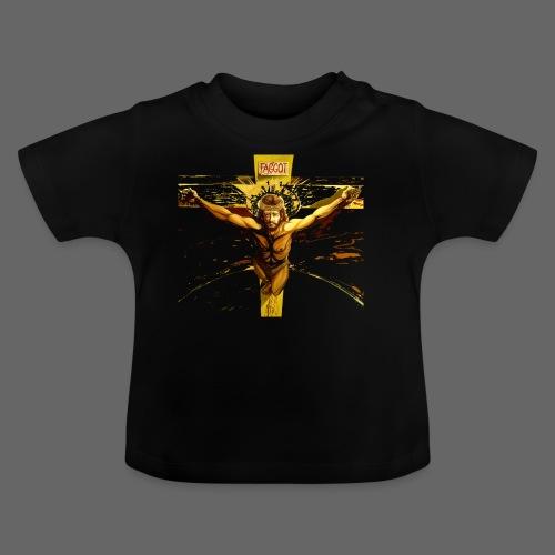 FAGGOT JESUS - Baby T-shirt