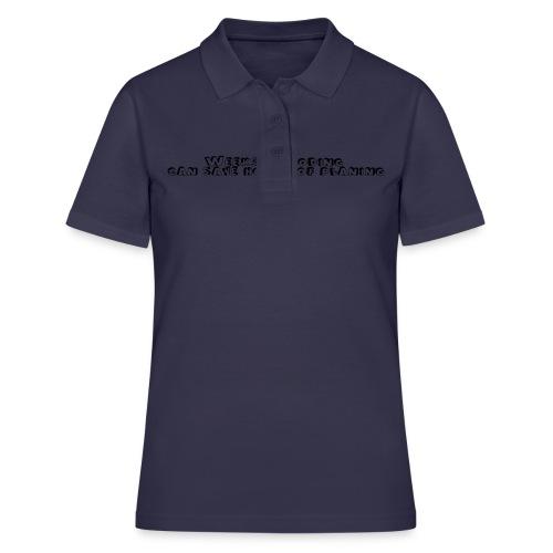 weeks-of-coding - Frauen Polo Shirt