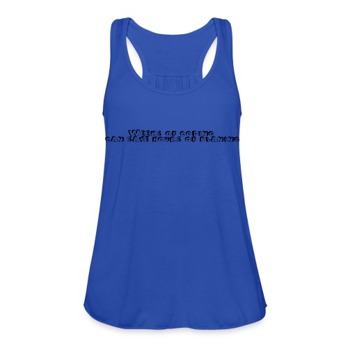 weeks-of-coding - Frauen Tank Top von Bella