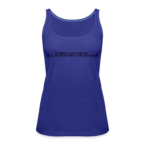 weeks-of-coding - Frauen Premium Tank Top