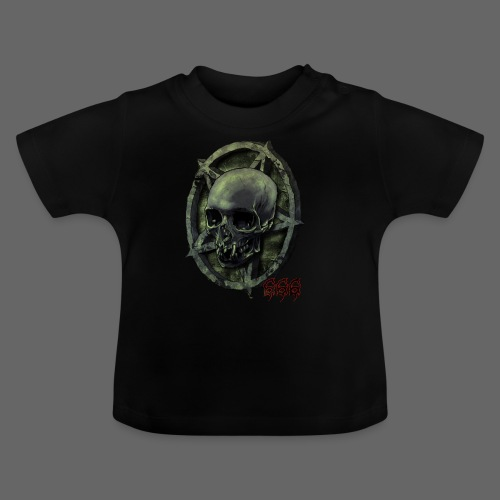 666 Skull - Baby T-shirt