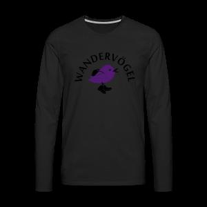 Wandervögel Shirt - Männer Premium Langarmshirt